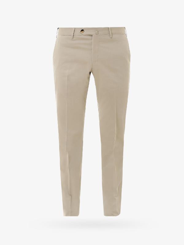 Pt01 Trouser In White