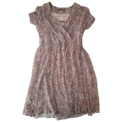Comptoir Des Cotonniers Silk Dress