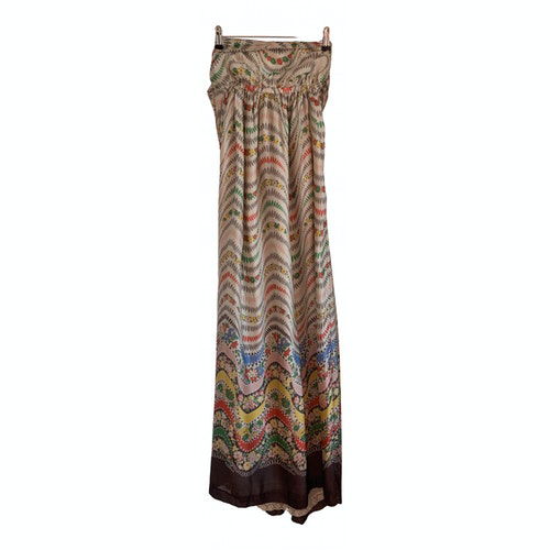 Paul Smith Beige Silk Dress