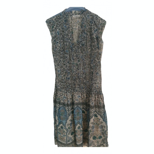 Zadig & Voltaire Blue Glitter Dress