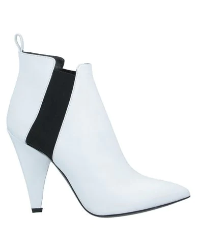 Gianni Marra Ankle Boot In White