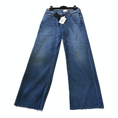 Simon Miller Blue Denim - Jeans Jeans