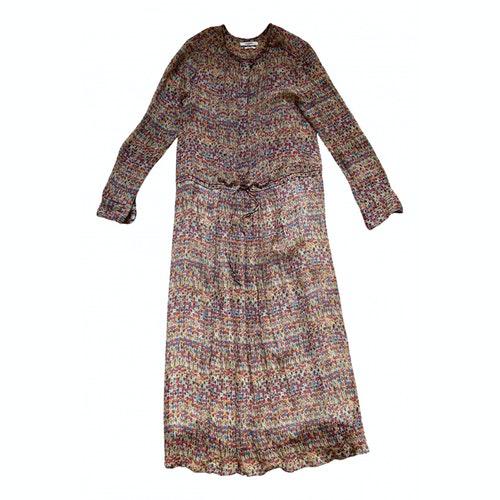 Etoile Isabel Marant Multicolour Silk Dress