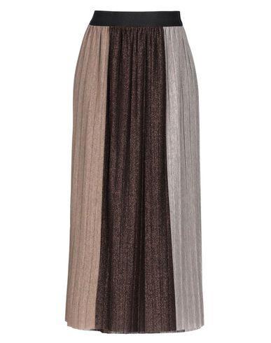 Hopper Midi Skirts In Bronze