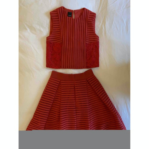 Pinko Red Dress