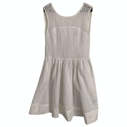 Tommy Hilfiger White Cotton Dress