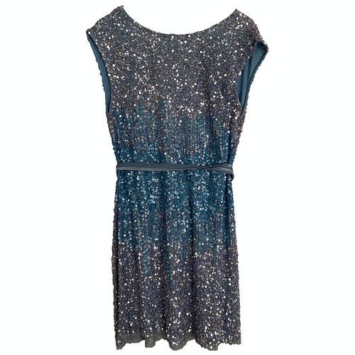 Pinko Blue Dress