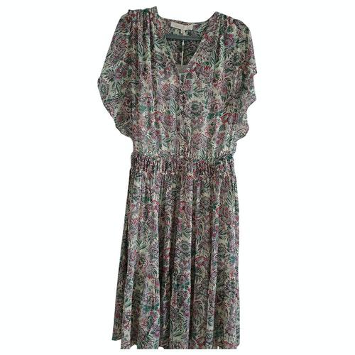 Vanessa Bruno Purple Dress
