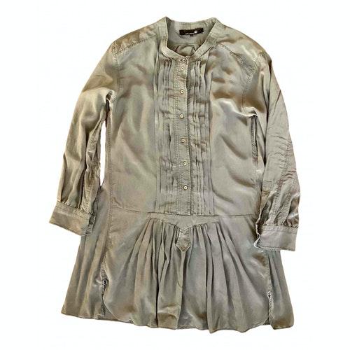 Isabel Marant Étoile Grey Silk Dress