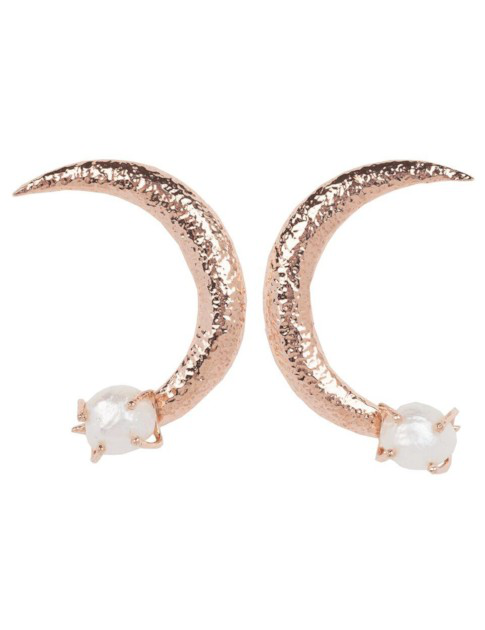 Christie Nicolaides Ariel Earrings Rose Gold