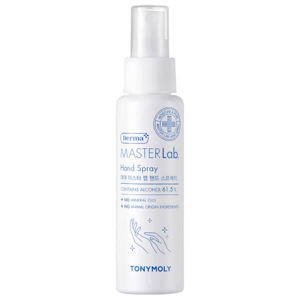 Tonymoly Derma Master Lab Hand Spray 85ml
