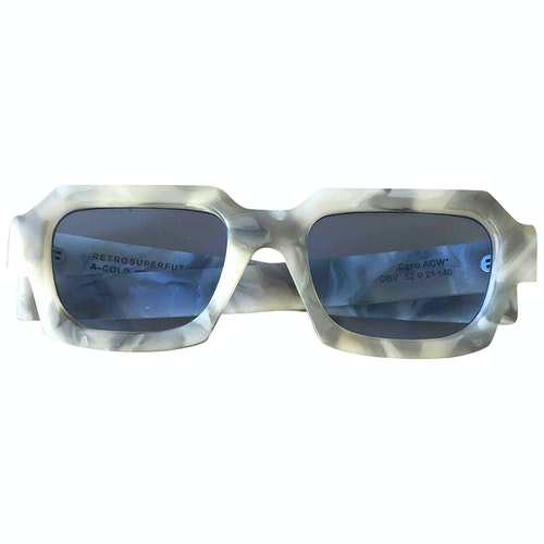 A-cold-wall* Grey Sunglasses