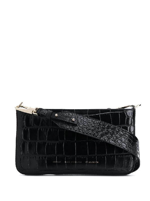 Chylak Under Arm Shoulder Bag In Black