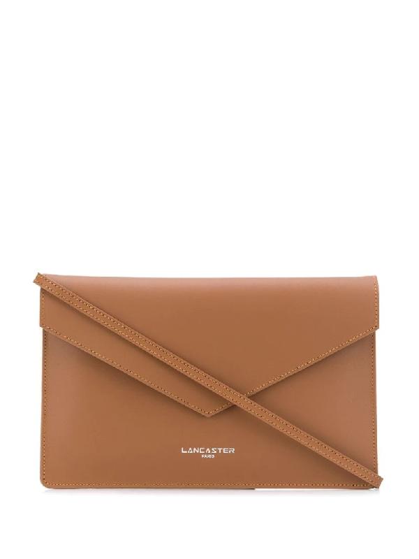 Lancaster Cross Body Bag In Brown
