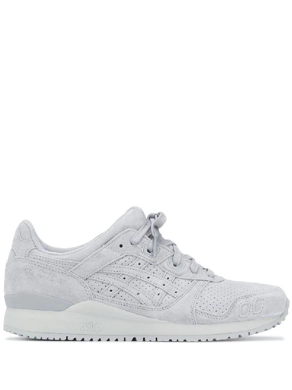 Asics Gel-lyte Iii Og Low-top Sneakers In Grey