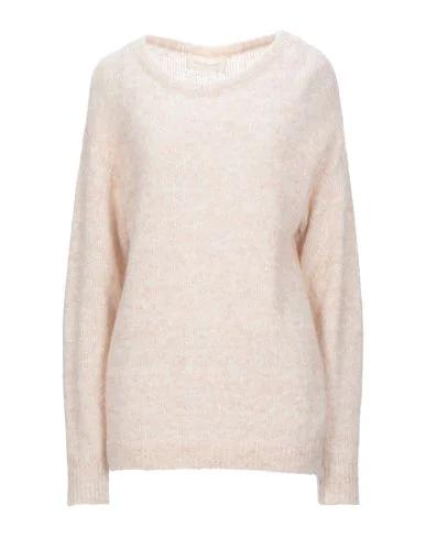 Chiara Bertani Sweater In Ivory