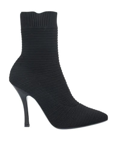 Gianni Marra Ankle Boot In Black