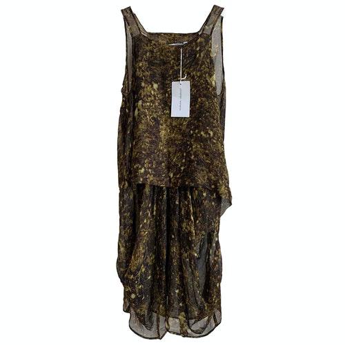 Christian Wijnants Silk Dress
