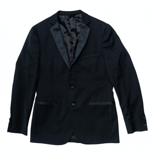 Tonello Black Silk Jacket