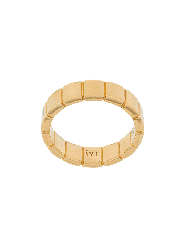 Ivi Signore Band Ring In Gold