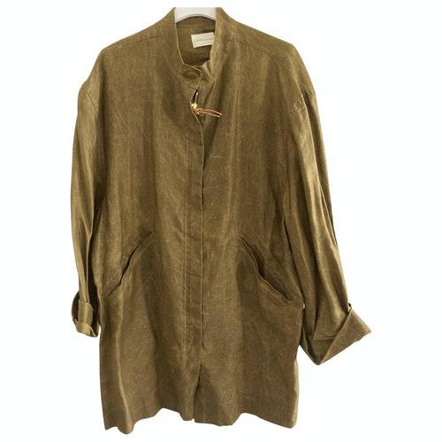 Simon Miller Khaki Cotton Jacket