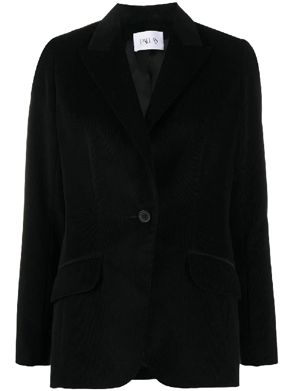 Pallas Paris Classic Blazer In Black