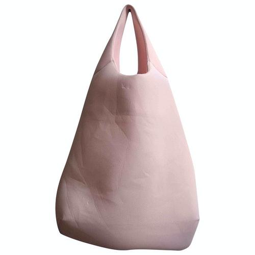 Simone Rocha Pink Cloth Handbag