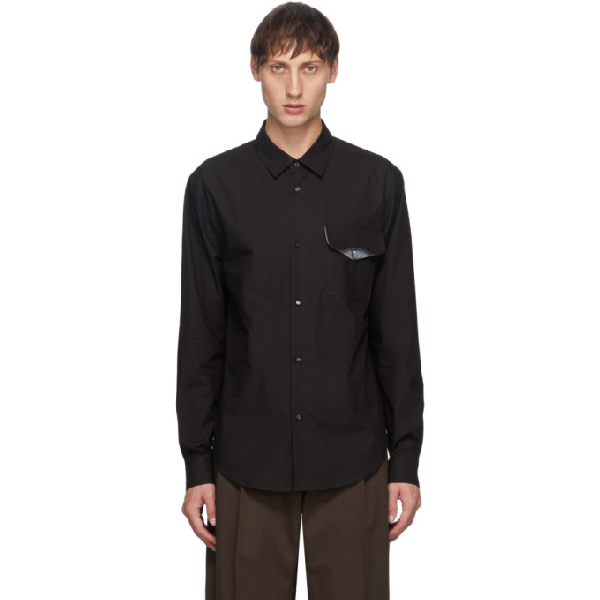 Keenkee Black Eye Pocket Shirt