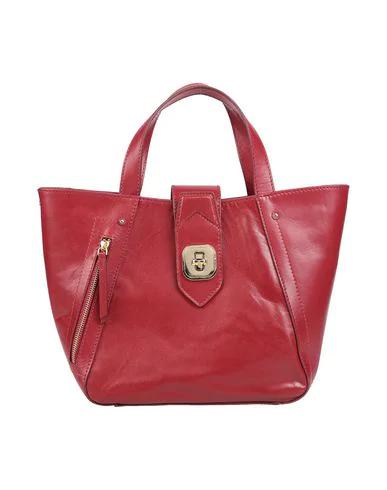 The Bridge Handbag In Red