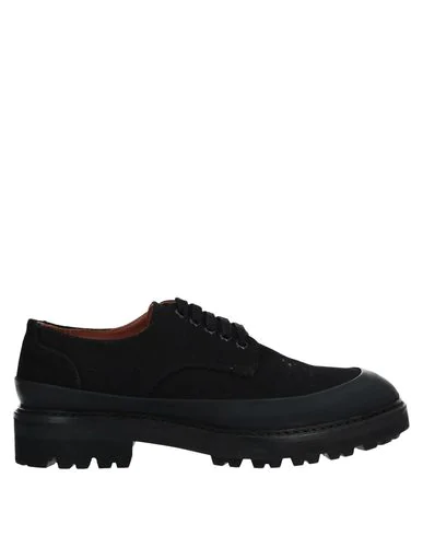 Ymc You Must Create Laced Shoes In Black