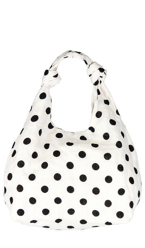 Faithfull The Brand Mini Venez Tote Bag In Franca Dot