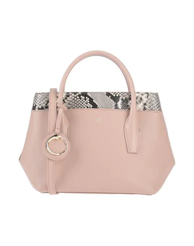Cavalli Class Handbag In Light Pink