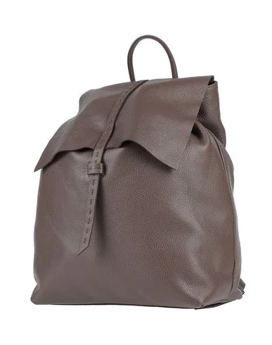 Caterina Lucchi Backpack & Fanny Pack In Brown