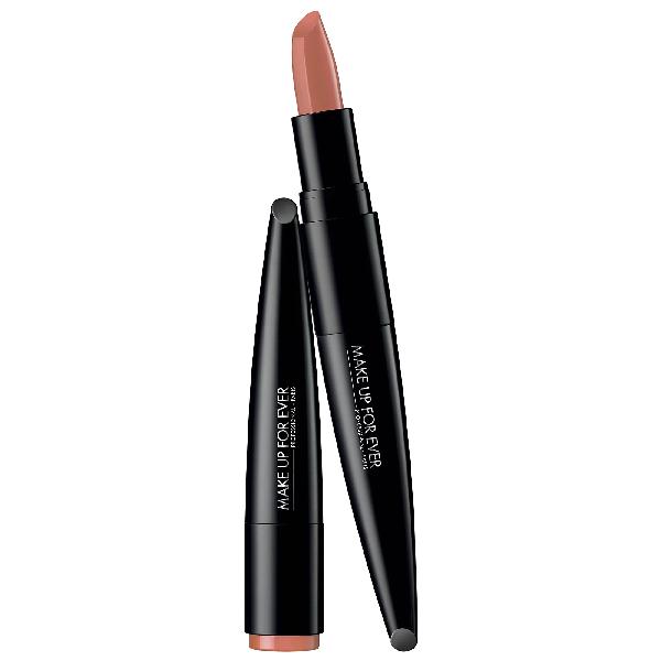 Make Up For Ever Rouge Artist Lipstick 104 Bold Cinnamon 0.113oz / 3.2 G