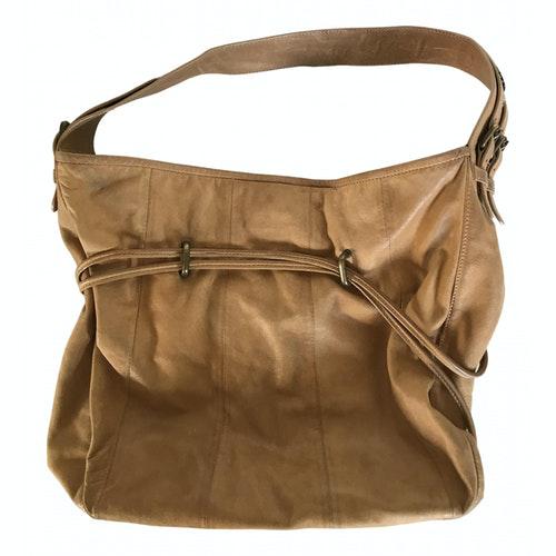 Belstaff Brown Leather Handbag