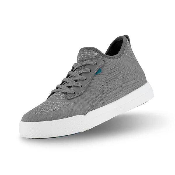 Vessi Footwear Concrete Grey