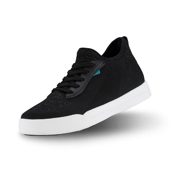 Vessi Footwear Asphalt Black