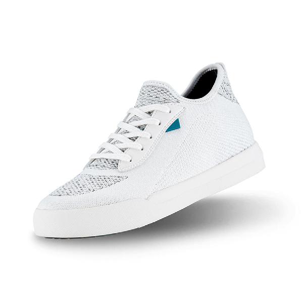 Vessi Footwear Marble White