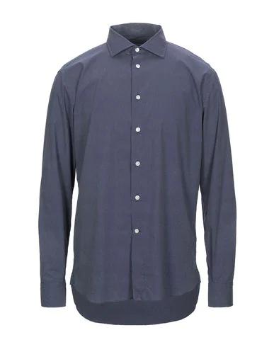Brió Patterned Shirt In Blue