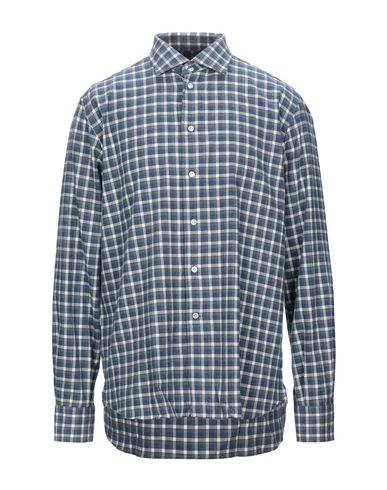 Brió Checked Shirt In Blue