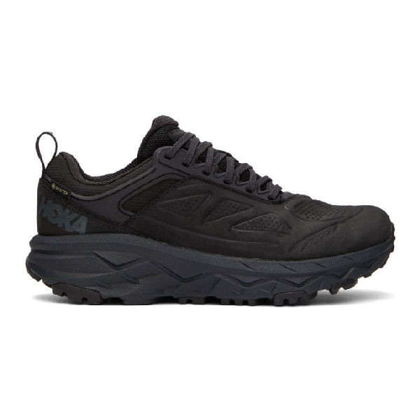 Hoka One One Black Gore-tex® Challenger Low Sneakers