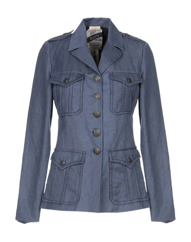 History Repeats Sartorial Jacket In Slate Blue