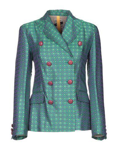 History Repeats Sartorial Jacket In Green
