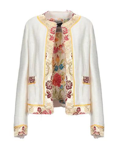 History Repeats Sartorial Jacket In Ivory