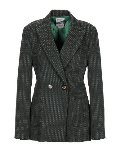 History Repeats Sartorial Jacket In Dark Green