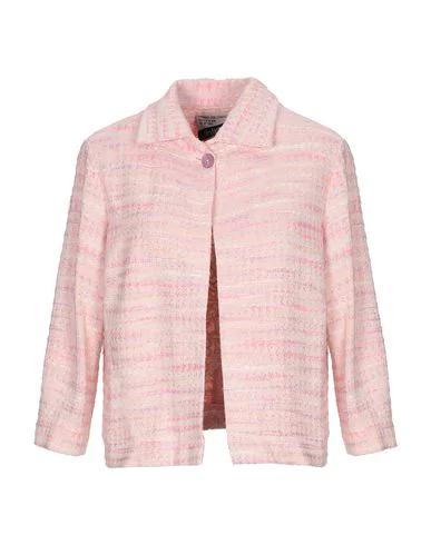 History Repeats Sartorial Jacket In Pink