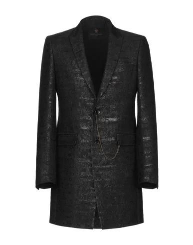 Lords & Fools Coat In Black