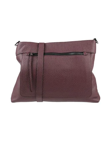 Gianni Chiarini Cross-body Bags In Maroon