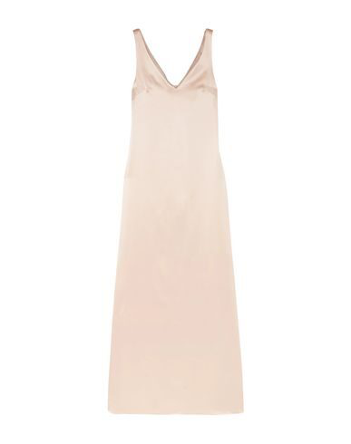La Collection Long Dress In Beige