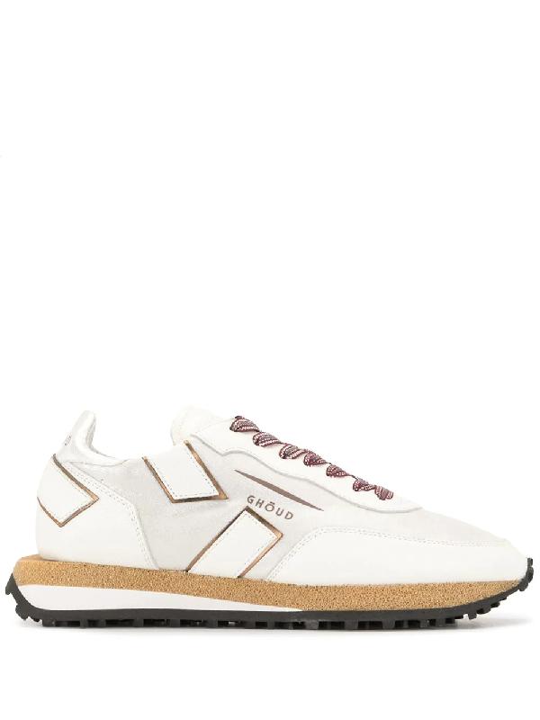 Ghoud 'rush' Sneakers In White